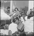 San Francisco, California. Evacuees of Japanese descent among a contingent of 664, first to be remov . . . - NARA - 536417.tif