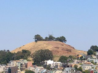 Bernal Heights, San Francisco Neighborhood in San Francisco, California, United States