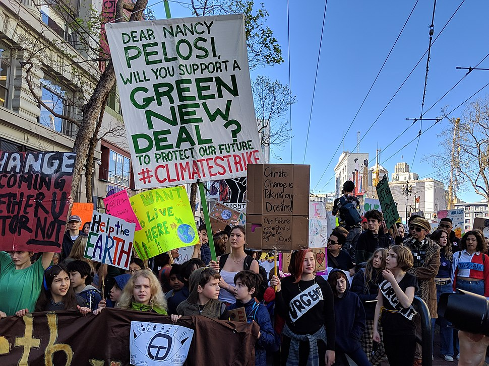 San Francisco Youth Climate Strike - March 15, 2019 - 22