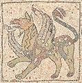 San Giovanni Evangelista in Ravenna, fabulous creature.jpg