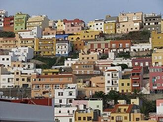 San Sebastián de La Gomera - Image: San Sebastián de La Gomera
