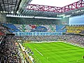 San Siro Stadium, Inter fans Derby - 2009.jpg