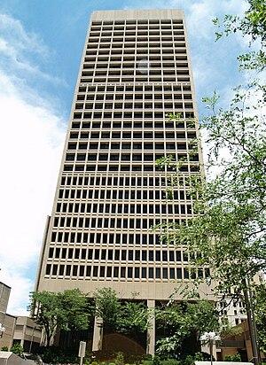 SandRidge Center - SandRidge Center, in downtown Oklahoma City.