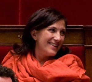 Sandrine Mazetier - Image: Sandrine Mazetier