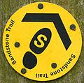 Sandstone Trail marker.jpg