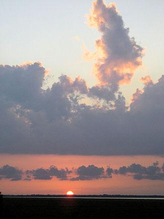 Guadalquivir Marshes - Sunset at Las Marismas
