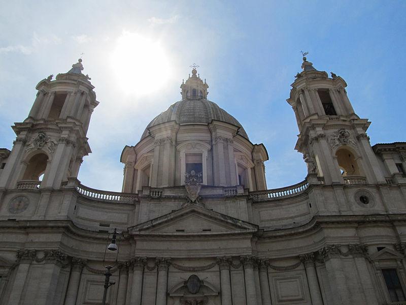 File:Sant'Agnese in Agone 3 (14796191696).jpg