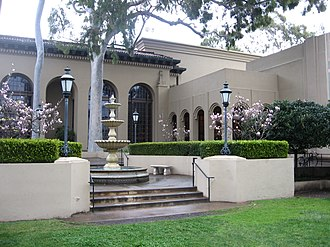 Santa Barbara Library - The Library.