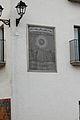 Santuari de la Mare de Déu dels Àngels Rellotge de sol.JPG