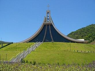 Nova Trento - Image: Santuario Madre Paulina