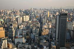 Sao Paulo Skyline in Brazil.jpg