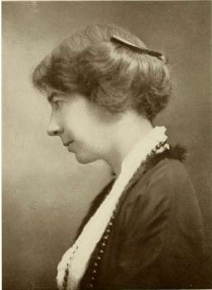Sara Teasdale - Sara Teasdale, Sarony Photo, Notable women of St. Louis, 1914