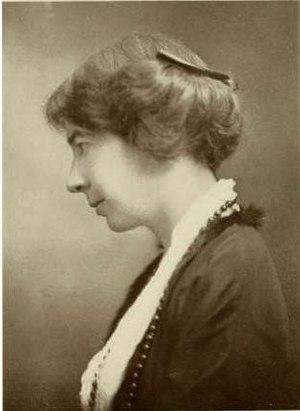 Sara Teasdale - Sara Teasdale, Sarony Photo, Notable women of St. Louis, 1914