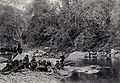 Sarawak; a tribe by the Paran River in the Rejang district. Wellcome V0037441.jpg