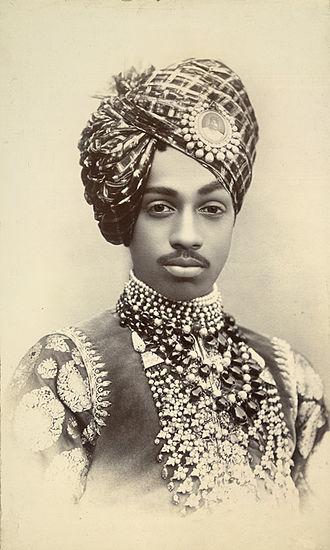 Jodhpur State - Sardar Singh, Maharaja of Jodhpur (c. 1900)
