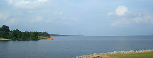 Sardis Lake (Mississippi) - Sardis Lake
