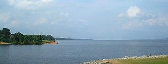 Sardis Lake (Mississippi) - Sardis Lake