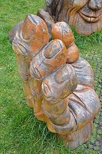 Sarunas Gimbutis - Selfish Giant, 2014 - hand.jpg