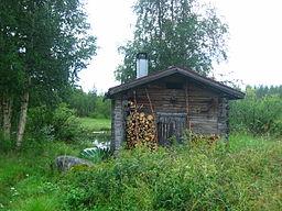 Sauna of Kapelo
