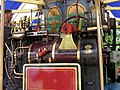 Savage centre engine, Mr Fields Steam Circus, Hollycombe, Liphook 3.8.2004 P8030055 (10354108666).jpg