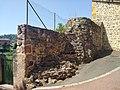 Savigny (Rhône) - Restes de l'ancienne abbatiale Saint-Martin (juin 2019).jpg
