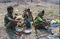 Scavenger Family - Science City Site - Dhapa - Calcutta 1993-02-27 278.JPG