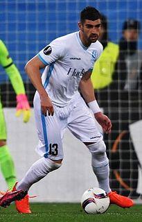 Stefan Mitrović (footballer, born 1990) Serbian footballer