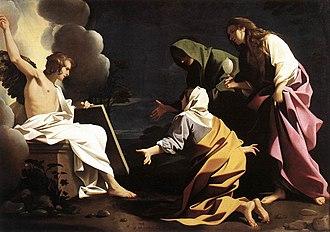 Galleria nazionale di Parma - Image: Schedoni Le Marie al sepolcro