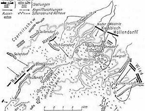 Battle of Burkersdorf - Image: Schlacht bei burkersdorf