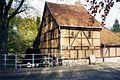 Schleifmühle, Schleifmühlenweg, Schwerin, October 1994 (6442292701).jpg