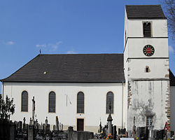 Schlierbach, Église Saint-Léger.jpg