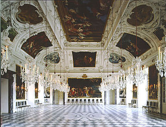 Hans Adam Weissenkircher - Schloss Eggenberg, The Planetary Room