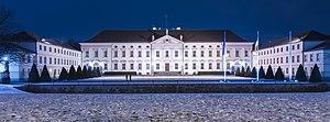 Politics of Berlin - Schloss Bellevue