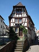 Schmales Fachwerkhaus Weinheim.JPG