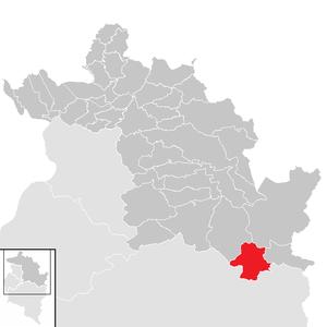 Schröcken - Image: Schröcken im Bezirk B