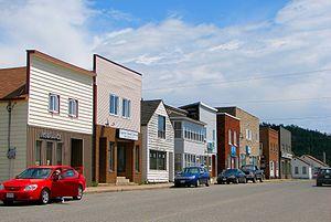 Schreiber, Ontario - Image: Schreiber ON 2