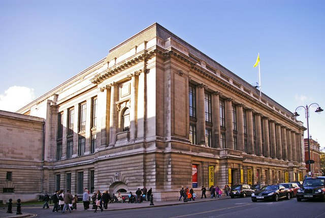 Science Museum, Exhibition Road, London SW7 - geograph.org.uk - 1125595