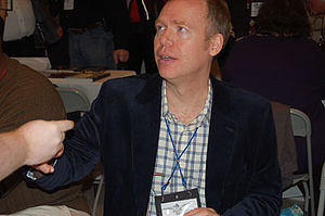 Scott Westerfeld, author.