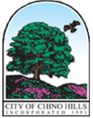Chino Hills, California - Image: Seal of Chino Hills, California
