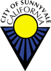 Official seal of Sunnyvale, California