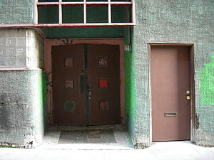 Wah Mee massacre - The entrance of the Wah Mee Club approximately 24 years after the massacre. (2007)