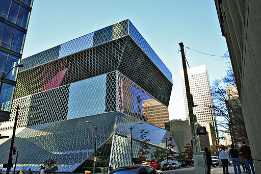 Seattle Central Library by Ww7021