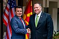 Secretary Pompeo Meets With North Macedonia Prime Minister Zaev (48843672062).jpg