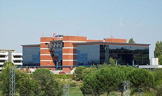 Acciona - Headquarters, Alcobendas, Spain