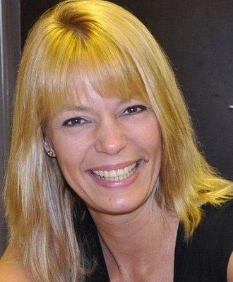 Anke Van dermeersch - Image: Senator Anke Van dermeersch
