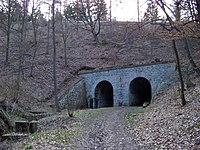 Senohraby a Pětihosty, tunel pod tratí.jpg