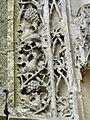 Serans (60), église Saint-Denis, portail, frise de l'archivolte 1.jpg