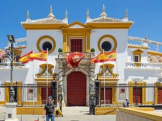 cultural property in Sevilla, Spain
