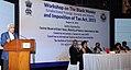 Shaktikanta Das, IAS addressing the inaugural session of workshop on NBCA, 2015.jpg