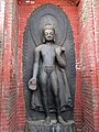 Shakyamuni Buddha one of the oldest statue on the complex of swayambhunath.jpg